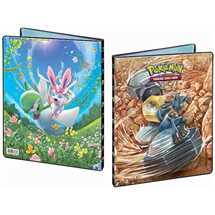 E-85880 Portfolio 9 Tasche Pokemon Sole e Luna legami Inossidabili