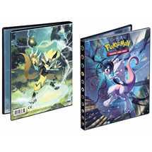 E-85881 Portfolio 4 Tasche Pokemon Sole e Luna Legami Inossidabili