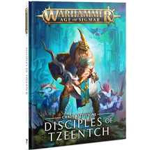 83-45 Battletome: Disciples of Tzeentch