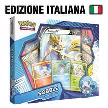 Pokemon Collezione Galar - Sobble (Promo Zacian)