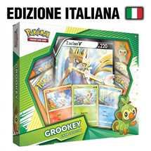 Pokemon Collezione Galar - Grookey (Promo Zacian)