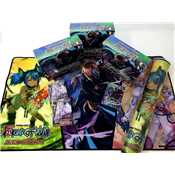 1 Kit Prerelease + 3 Box FOW AO02 (2 playmat + 12 promo)