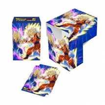 E-85981 Porta Mazzo Dragon Ball Super Full-View Deck Box Vegeta vs Goku