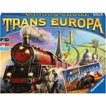 Transeuropa + Transamerica