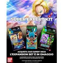 DBS Super Exper Kit (2 mazzi per esperti + omaggio)