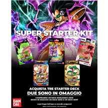 DBS Super Starter Kit (3 DECK SD8,SD9,SD10  +  2 GRATIS SD6,SD7)