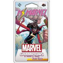 Marvel Champions - il Gioco di Carte - Ms. Marvel (Pack Eroe)