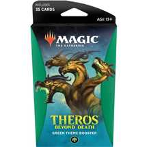 MTG - Theros Beyond Death Theme Booster Display Green - ING