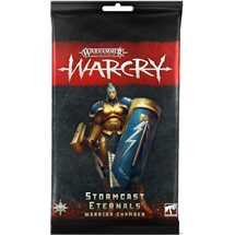 111-49 Warcry: Pacchetto di carte dei Stormcast Eternals