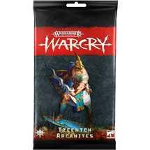 111-46 Warcry: Pacchetto di carte degli Tzeentch Arcanites