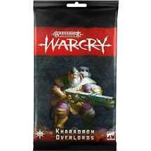 111-45 Warcry: Pacchetto di carte dei Kharadron Overlords