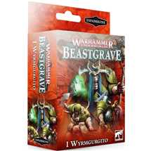 110-81-02 Warhammer Underworlds Beastgrave I Wyrmgurgito