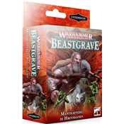 110-82-02 Warhammer Underworlds Beastgrave Mantrappers di Hrothgorn