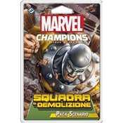 Marvel Champions - il Gioco di Carte - Squadra di Demolizione (Pack Scenario)