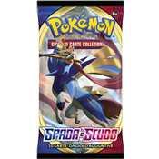 Busta Pokemon Sole e Luna Spada e Scudo