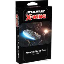 Star Wars X-Wing 2nd Edition Never Tell Me the Odds Obstacles Pack - EN