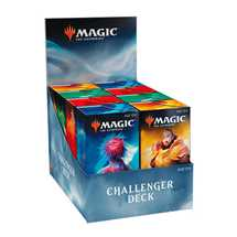 Display Magic the Gathering Challenger Deck 2020 (8 mazzi)
