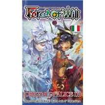 Fow Force of Will AO3 Alice Origins III Booster Pack