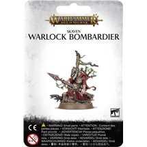 90-25 Skaven Warlock Bombardier