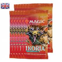 MTG - Ikoria: Lair of Behemoths Collector Booster Display (12 Packs) - EN