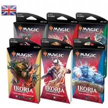 MTG - Ikoria: Lair of Behemoths Theme Booster Display (10 Packs) - EN