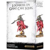 89-35 Loonboss su Giant Cave Squig