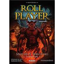 Roll Player - Mostri e Servitori