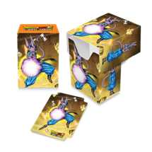 E-15306 Porta Mazzo Dragon Ball Super Full-View Deck Box Beerus