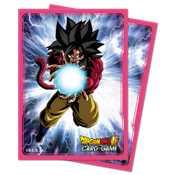 E-15303 Standard Sleeves Dragon Ball Super - Sayian 4 Goku (65 Sleeves)