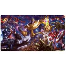 Marvel Card Playmat - Spider-Man Thanos