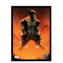 Marvel Card Sleeves - Wolverine (65 Sleeves)
