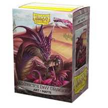 12048 Dragon Shield Matte Art Sleeves - Mother's Day Dragon 2020 (100 Sleeves)