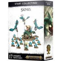 70-72 Start Collecting! Skinks