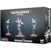 56-29 Tau Empire Commander Shadowsun