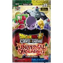 Dragon Ball Super Set 09 Booster Universal Onslaught
