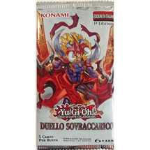 Yu-Gi-Oh! Duel Overload Booster Pack