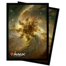 E-18284 Deck Protector Sleeves Celestial Plains (100 Sleeves)