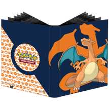 UP - 9-Pocket Pro Binder - Pokemon Charizard
