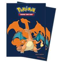 UP - Deck Protector Sleeves - Pokemon - Charizard (65 Sleeves)