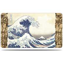 UP - Fine Art Playmat - The Great Wave Off Kanagawa