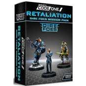 0821 Infinity CodeOne: Dire Foes Mission Pack Alpha: Retaliation Convention - EN