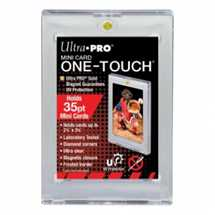 E-85396 UP - Mini Card UV One-Touch Magnetic Holder