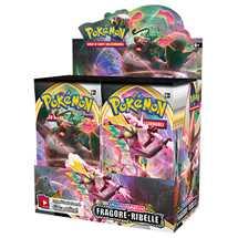 Box Pokemon Spada e Scudo Fragore Ribelle (36 buste)