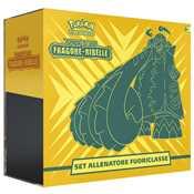 Pokemon Set Allenatore Fuoriclasse Spada Fragore Ribelle
