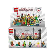 LEGO 71027 Minifigures Serie 20 Display da 60 Buste