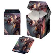E-18305 PRO 100+ Deck Box - Magic: The Gathering Ikoria: Lukka, Coppercoat Outcast
