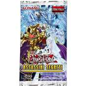 Busta YGO Assassini Segreti