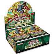 Box YGO Rise of the Duelist 1a ed. display 24 buste