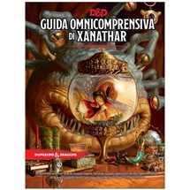 Dungeons & Dragons 5a ed. - D&D - Guida Omnicomprensiva di Xanathar