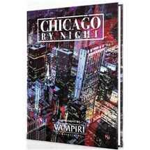 Vampiri La Masquerade 5° Edizione - Chicago By Night